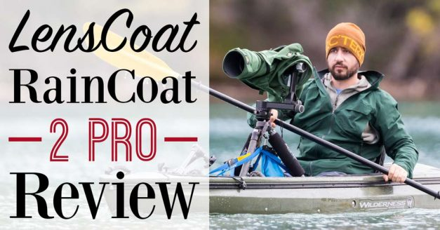 LensCoat RainCoat 2 Review