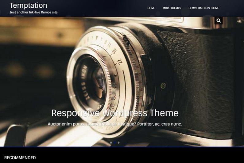 temptation-free-wordpress-theme