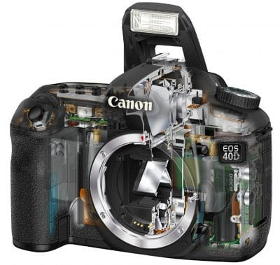 what is an eos camera in photography?
