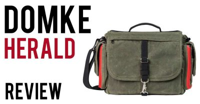 Domke Herald Ruggedwear Review