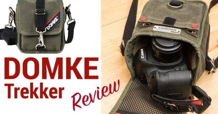 Domke Trekker Ruggedwear Review