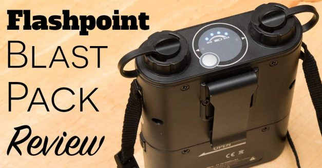 Flashpoint Blast Power Pack BP-960 Review