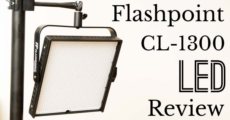 Flashpoint cl 1300 led review 1x1 panellight flashpoint cl1300 led review fandeluxe Image collections