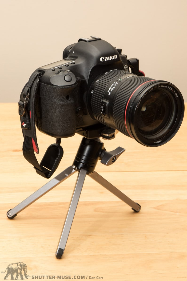 rrs tfa-01 tripod review