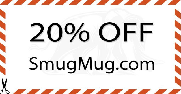 New Reader Discount: Save 20% With SmugMug