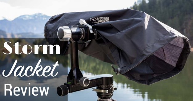 Storm Jacket Review – The Best Camera Rain Cover?