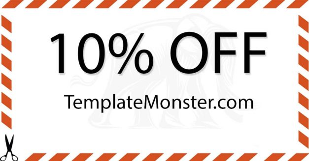 New Discount For Readers – 10% Off At Template Monster