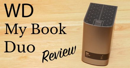 My Book Duo Review – Affordable 12TB Storage Unit