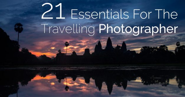 24 Essential Pieces Of Gear For The Travelling Photographer