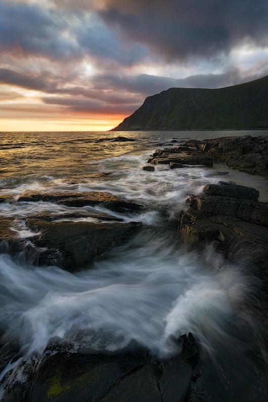 Midnight Fjords
