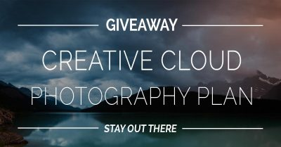 Win 1 Year Adobe Creative Cloud Photography Plan Subscription