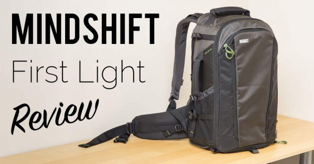 MindShift FirstLight Photo Pack Review
