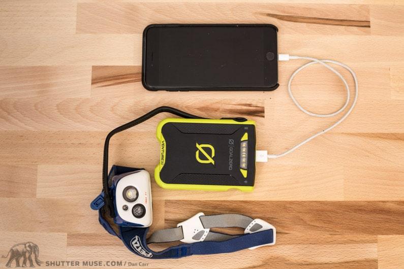 venture 30 dual charging