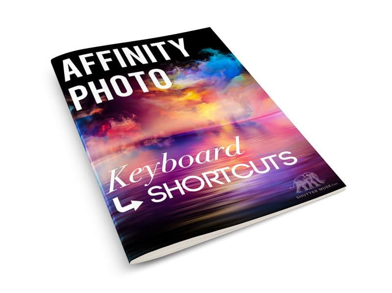 Affinity photo keyboard shortcuts get the pdf ebook version for free fandeluxe Image collections