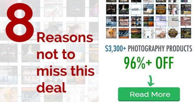 8 Reasons you don't want to miss this crazy deal…