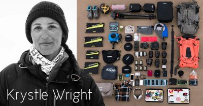 Krystle Wright – What's in your bag?