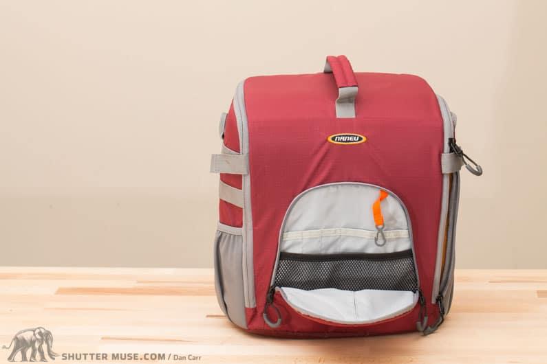 Naneu k5 v2 camera bag review