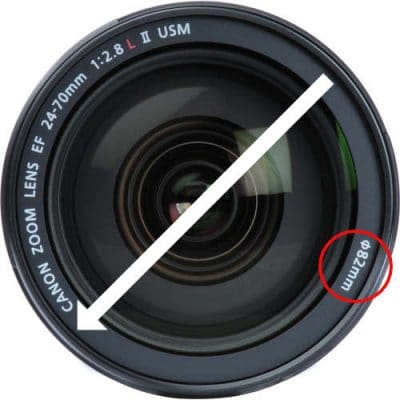 What Does Filter Size Mean When Talking About Photography?