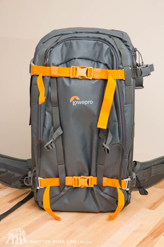 lowepro whistler 450 review
