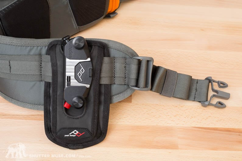 lowepro whistler waist belt