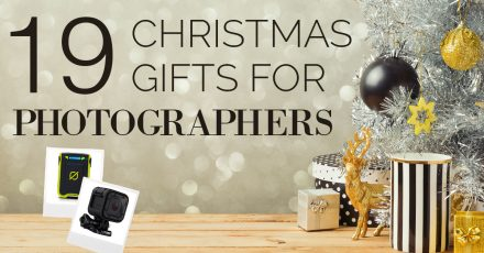 19 Perfect Christmas Gifts for Photographers