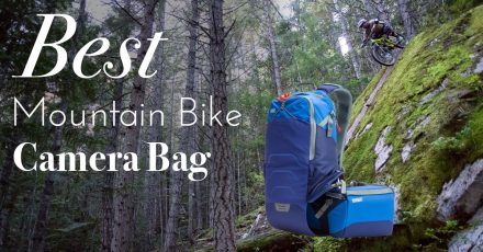 What's the Best Camera Bag for Mountain Biking?