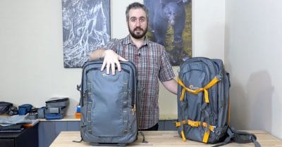 First Look: Lowepro HighLine RL x400 AW