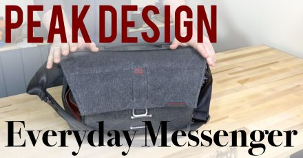 Peak Design Everyday Messenger Review