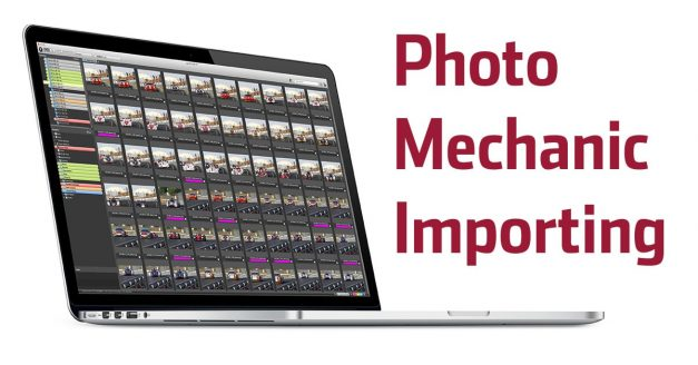 Photo Mechanic Tutorial – Ingest, Variables and Code Replacement