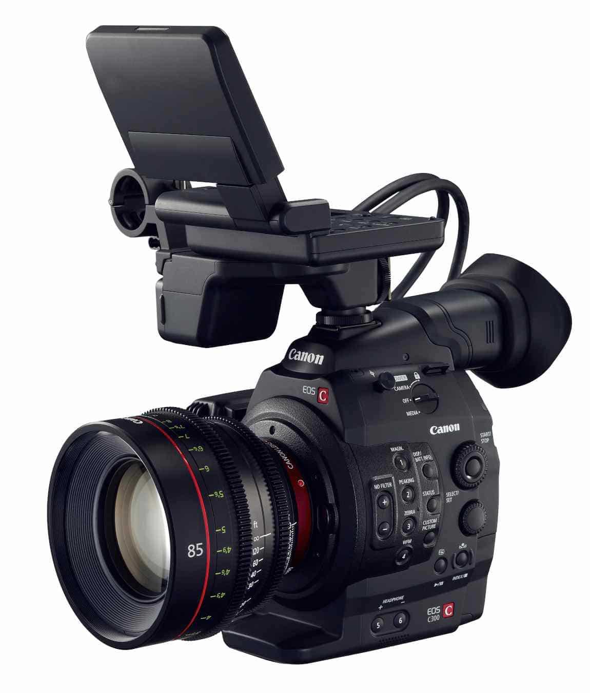 EOS C300 MARK II DIGITAL CINEMA CAMERA - Canon Global