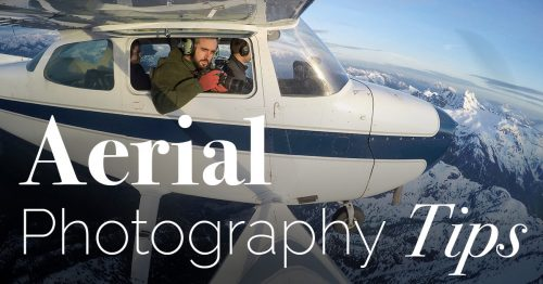 aerial photo tips