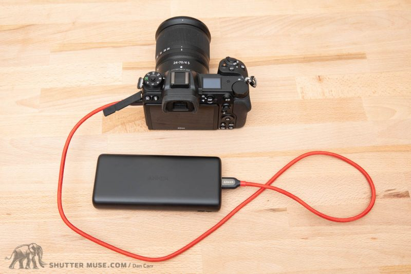 Review: Anker PowerCore Lite to Charge Your Camera