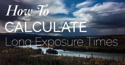 How To Calculate Long Exposure Times + Free Download