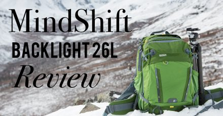 REVIEW: MindShift BackLight 26L Outdoor Photography Pack
