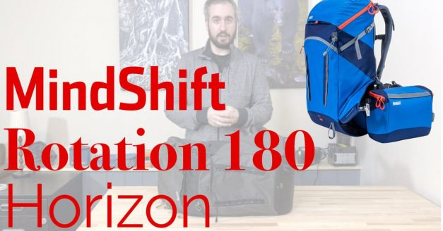 MindShift Rotation 180 Horizon Backpack Review
