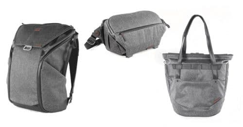 New Peak Design Everyday Backpack, Tote and Sling