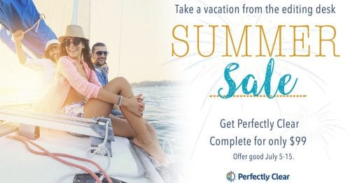 Perfectly Clear Summer Sale – Save $50