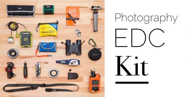 My Photography EDC Kit