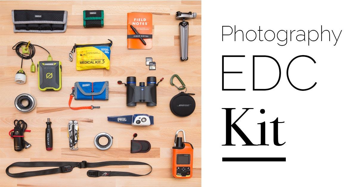 My Photography EDC Kit – 2020