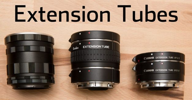 The Ultimate Guide to Extension Tubes