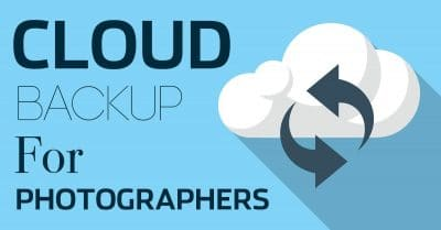 Cloud Backup for Photographers