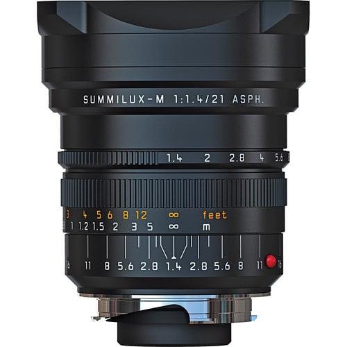 Leica 21mm f/1.4 Summilux-M ASPH