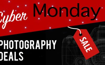 The Best Black Friday & Cyber Monday Photography Deals In 2021