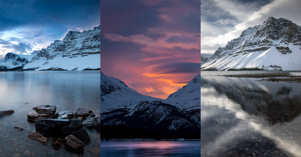 Making the Most of Sunrise and Sunset Landscape Photography