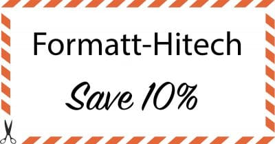New Reader Discount: Save 10% on Formatt-Hitech Filters