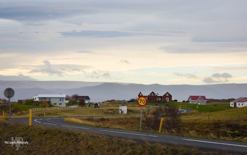 Mývatn highway