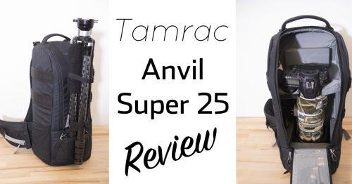 tamrac anvil super 25 review