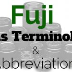 Fuji Lens Terminology and Abbreviations