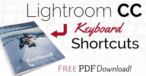 21 Essential Adobe Lightroom Classic Shortcuts - Free Download