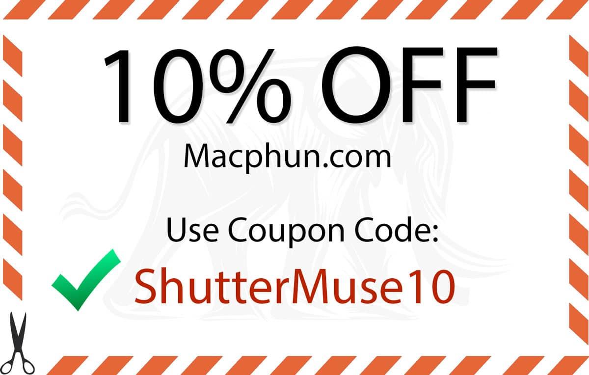 Macphun coupon code